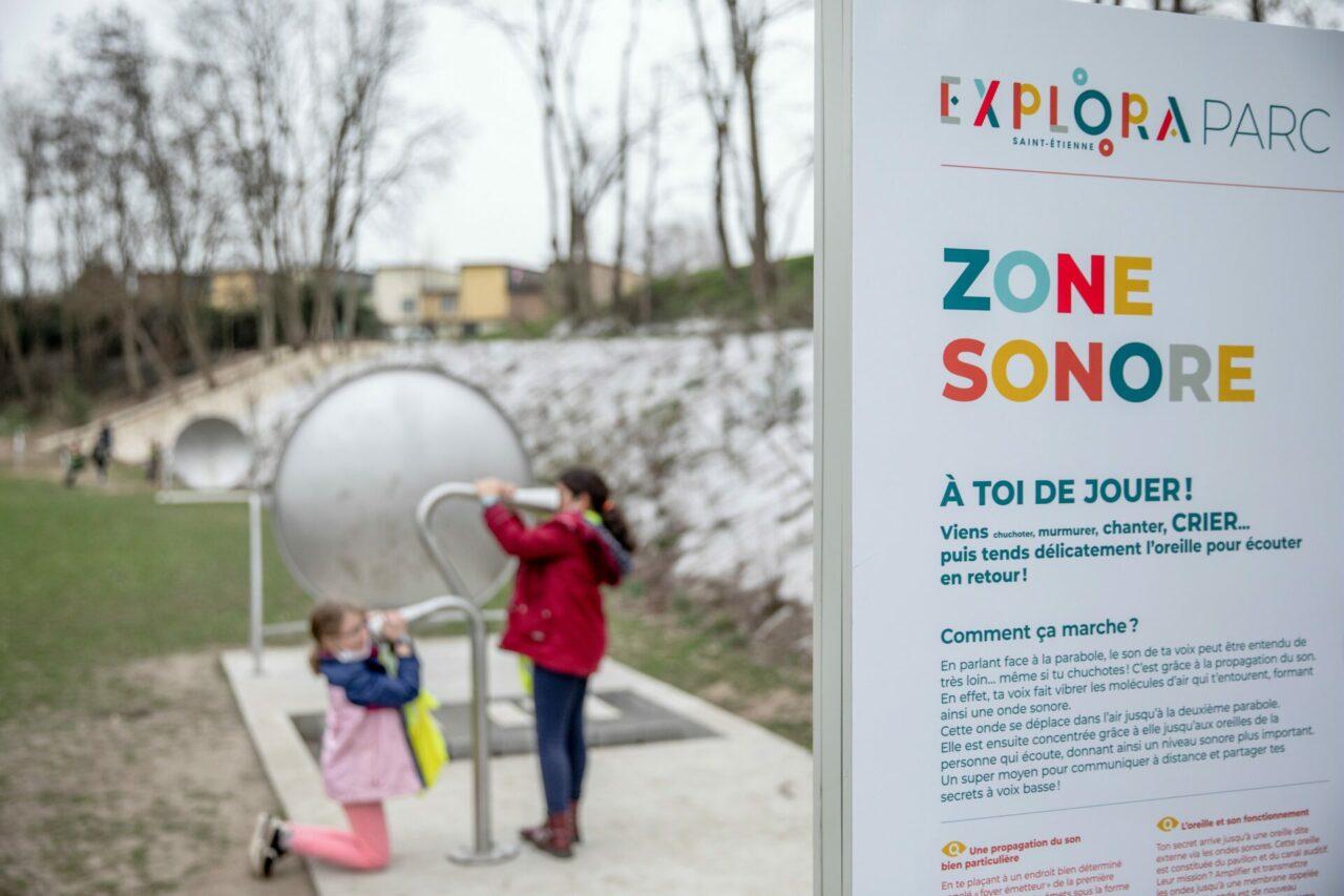 Zone Sonore - Explora Saint-Étienne